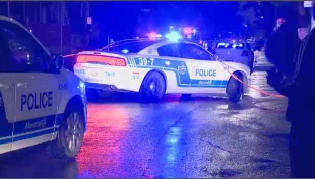 Attempted murder in Montreal North