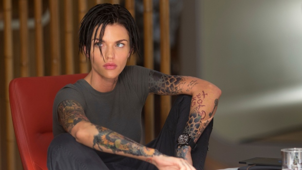 Ruby Rose is internet's most 'dangerous' celebrity!