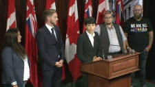 Lawyers discuss human right challenge over Ont. se