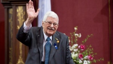 State funeral held for Quebec's first education mi