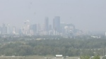Albertans socked in by smoke from wildfires