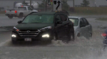 Deluge arrives in New Brunswick