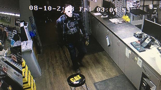 Jason suspect