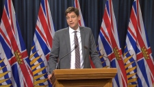Attorney General David Eby