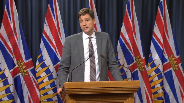 BC government announces changes to how ICBC will calculate premiums