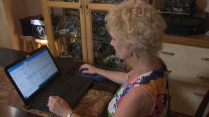 Betti Seale from Brampton had more than $12,000 stolen from her bank account in an apparent computer scam.