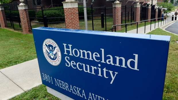 DHS headquarters
