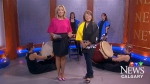 It's a day of dancing, drumming, martial arts, food, and fun! We get a preview from the Midnight Taiko Kai drummers