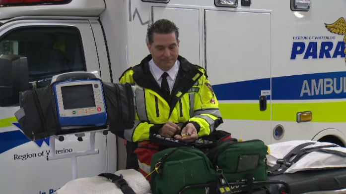 The Region of Waterloo's overdose monitoring system is reporting an increase in opioid-related deaths.