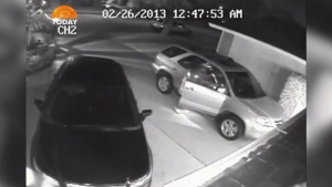"""Thieves appear to be using a device called a """"relay box,"""" police said, which allows them to open cars without alarms sounding. (File)"""