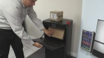 A Guelph company has created a smart mailbox that will protect packages from getting stolen.