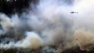 Fire near Port Alberni growing quickly