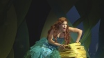 Little Mermaid on stage at Huron Country Playhouse