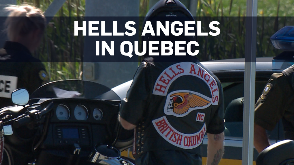 Hells Angels hold annual meeting in Quebec | CTV News