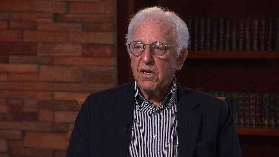Maurice Rollins, 91, speaks with CTV Medical Correspondent Avis Favaro.