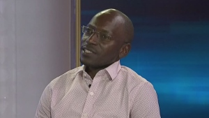 Kennedy Olango, hailing from Kenya, has overcome a litany of challenges as a gay man in his home country.