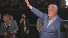 Couillard Liberal Youth convention