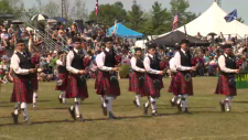 Fergus Scottish Festival