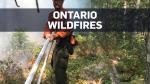 Ontario wildfires