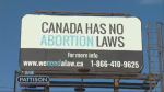 Anti-abortion billboard causing controversy in Dartmouth