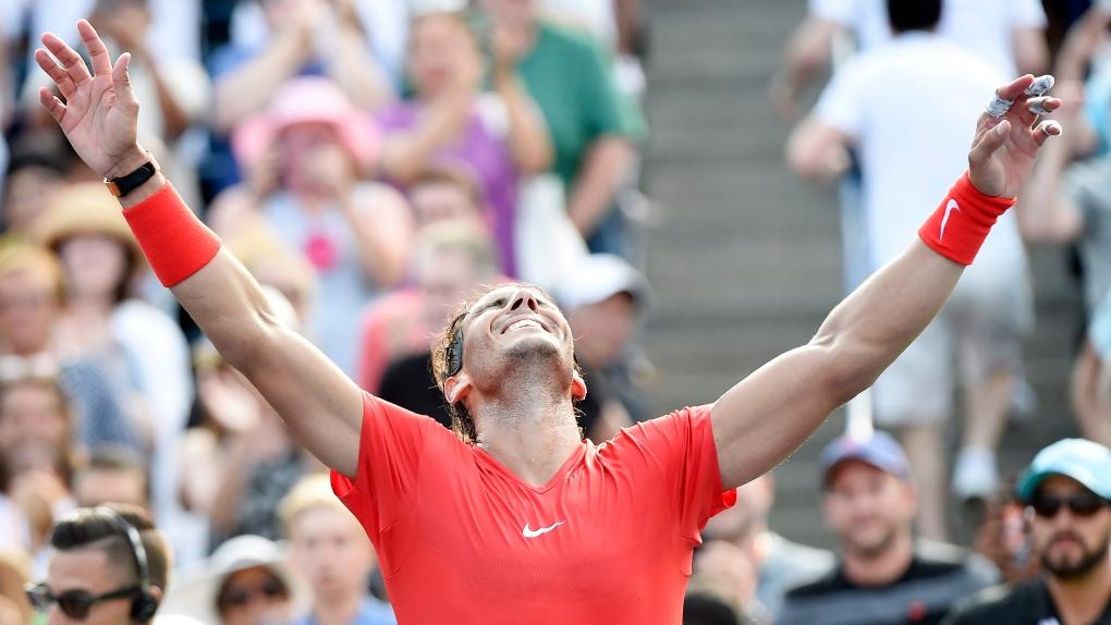 Nadal faces Tsitsipas showdown after Thiem loss at ATP Finals   Nadal Tsitsipas