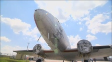 In addition to taking place in the D-Day invasion on June 6th, 1944, the DC3 later played a part in Operation Market Garden, the allied effort in the Netherlands  to end the war early. (CTV Montreal)