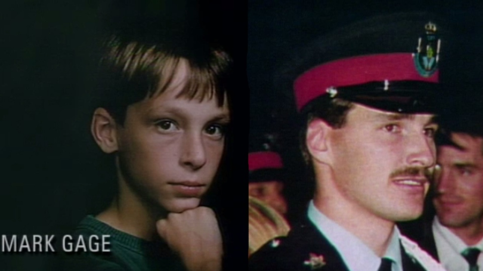 Mark Gage and Cst. David Nicholson passed away in August 1998.
