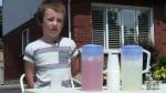 Charitable children raise change for charity