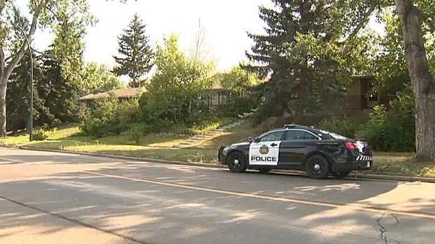 Calgary Police Service - Charleswood death