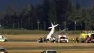 Pilot stable after Abbotsford crash