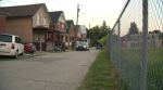 Police investigate a suspicious death on Pearl Place in Kitchener.