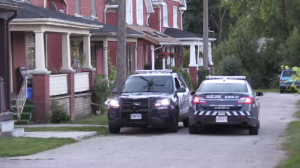 Body discovered inside a home on Pearl Place in Kitchener on Sunday afternoon.