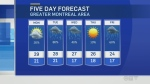 montreal forecast august 13