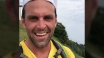 Jeffrey Freiheit, of Brandon, Man., was last heard from Aug. 2 while hiking in the Alps. A search is underway in Germany. (Freiheit3434/Instagram)
