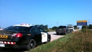 Bruce Peninsula OPP conducted a two-day traffic enforcement blitz on Highway 6. (Source: Bruce Peninsula OPP)