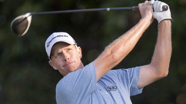 Canadian golfers look to lock up PGA Tour cards at Wyndham Championship