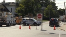 Woolwich Street re-opens after hydro pole crash