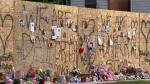 Danforth shooting memorial