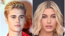 Singer Justin Bieber and model Hailey Baldwin were spotted in his hometown of Stratford, Ont. over the weekend.  (THE CANADIAN PRESS/AP Photo)