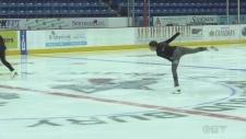 Train like an Olympian Sudbury skating camp