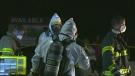 CTV Windsor: Hazmat protocol