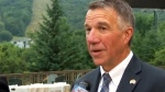 'It's essential we get along': Vermont governor