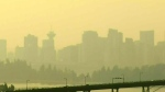 Wildfire smoke prompts air quality advisory