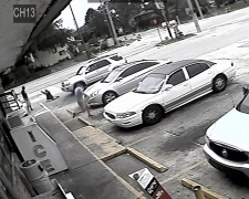 surveillance video shows Markeis McGlockton shot