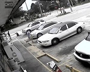surveillance video shows Markeis McGlockton shot