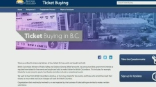 Province releases ticket scalping report