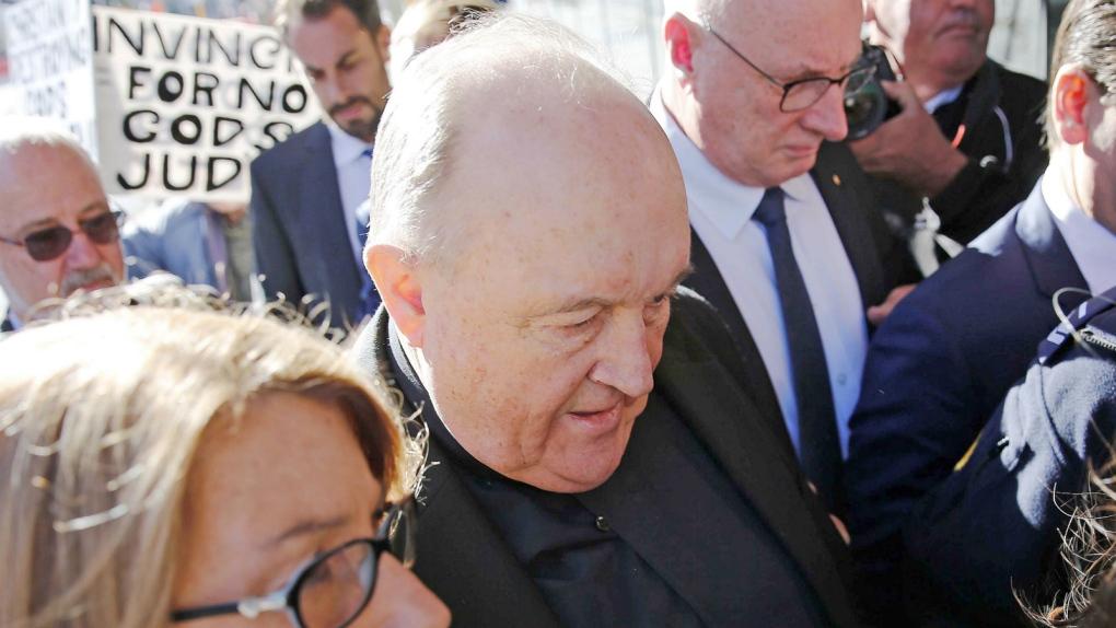 Australian archbishop handed house sentence