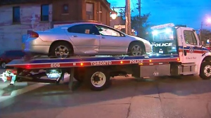Manslaughter charge laid after deadly hit-and-run crash in Etobicoke | CTV News
