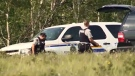 On August 2nd, RCMP were near Morley investigating after a German tourist was shot