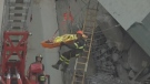 Crews rescue victims of bridge collapse